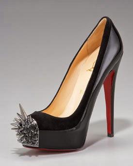 Perlmutter Shoe- Louboutin