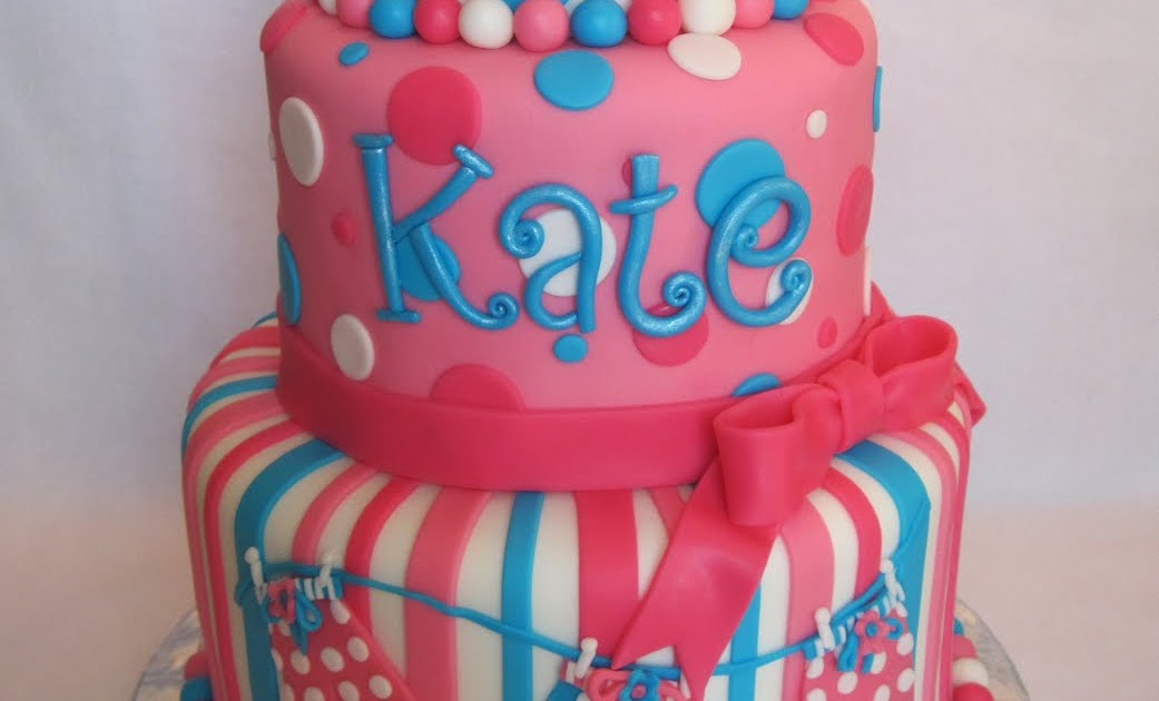 Pajama Party Cake Images