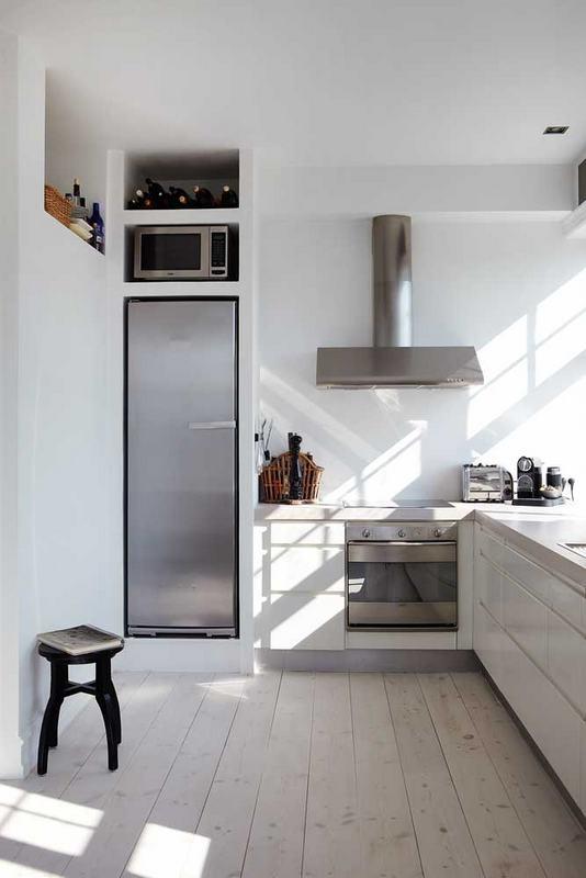 Campana decorativa o campana integrada kansei cocinas servicio profesional de dise o y - Campanas de cocina decorativas ...