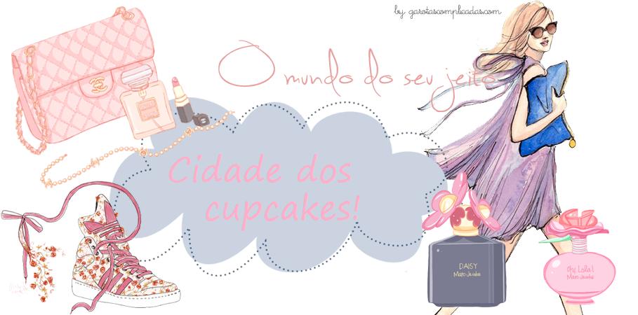 Cidade dos Cupcakes!