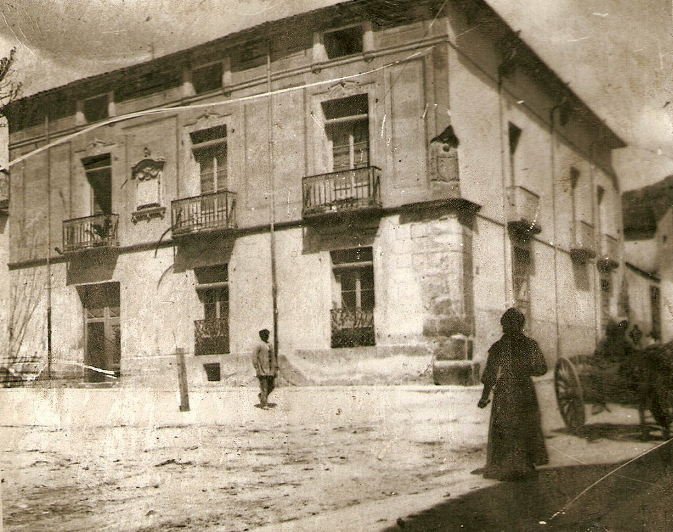 Villena cu ntame 1900 la puerta de almansa - Casas en almansa ...