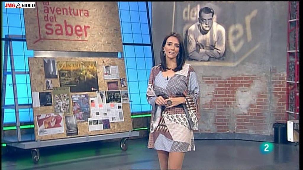 MARIA JOSE GARCIA, LA AVENTURA DEL SABER (14.10.15)