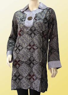 Busana Batik Muslimah