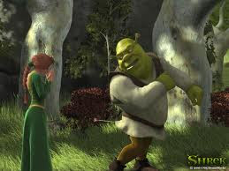 Wallpaper shrek cartoon