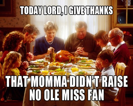 mississippi state, hate ole miss, football, egg bowl, 2014,meme