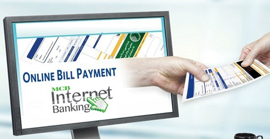 How To Pay Bills Online With Mcb Internet Banking
