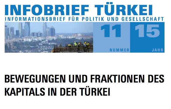 Infobrief Türkei 11/2015