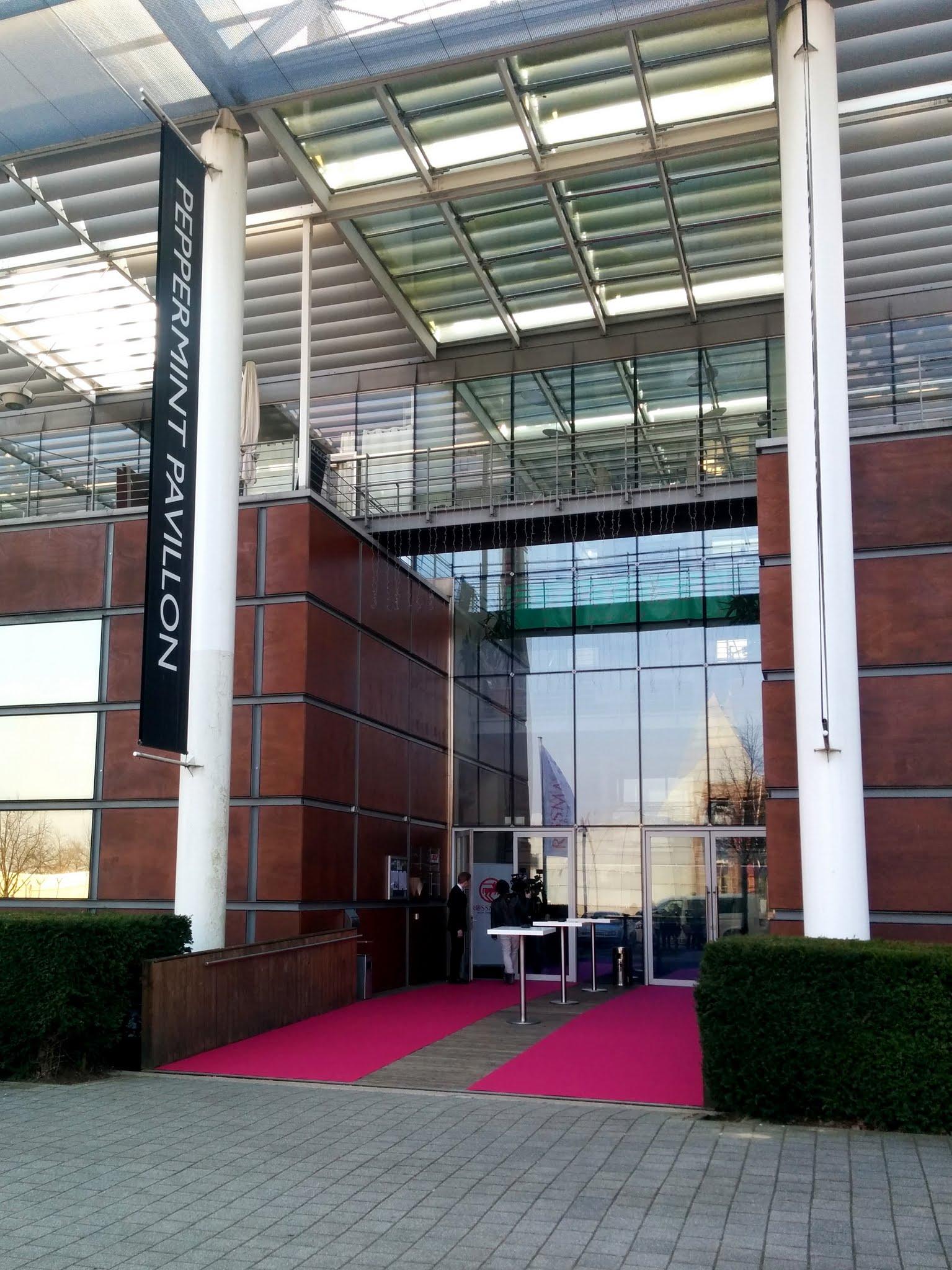 Rossmann Bloggerevent Hannover Peppermint Pavillon