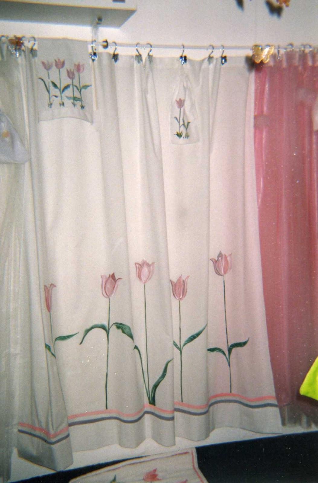 Cortinas de ba o concord for Donde venden cortinas