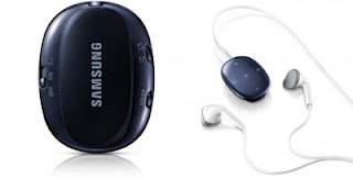 Samsung Galaxy Mouse, music player pendamping smartphone