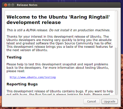 Upgrade to Ubuntu 13.04 from Ubuntu 12.10