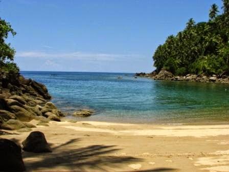 Pantai Nanseri Ambon