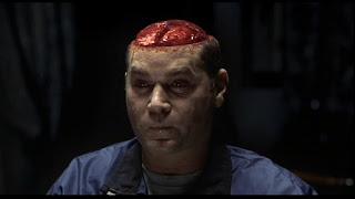 ray liotta brain, hannibal brain, worst movie dinner, bad movie meals, gross out movie
