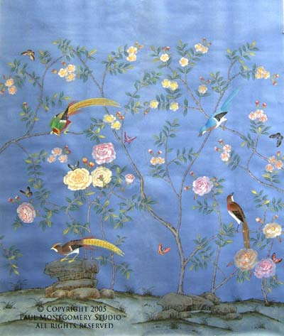 chinoiserie chic blue and - photo #49