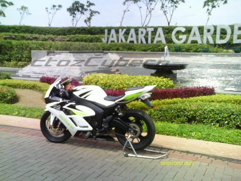 Honda Tiger Revo 2007 - Full Modifikasi concept Honda CBR1000 v.2005 title=
