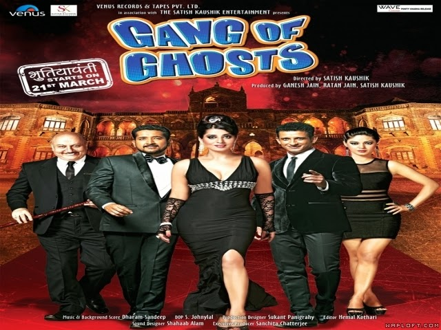 Gang Of Ghosts 2014 Movie Watch Online