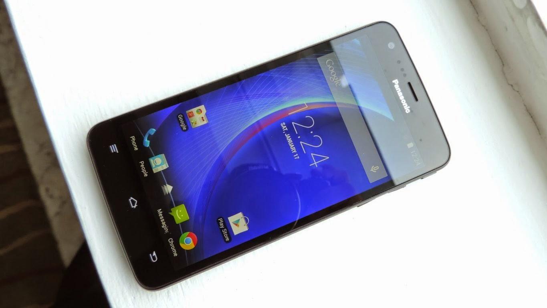 Panasonic Eluga I, Spesifikasi HP Android Quad Core Harga 2,1 Juta