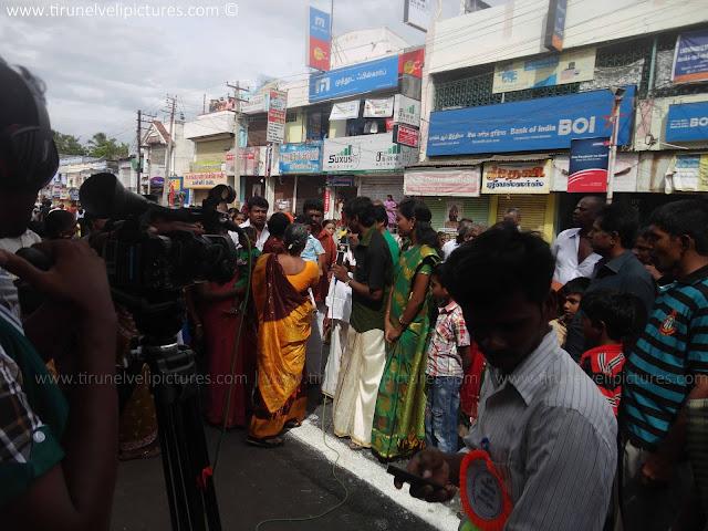 Tirunelveli Car Festival - 2014 @ East Car Street