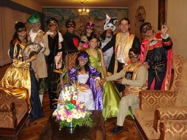 La fiesta de tus suenios fiestas de cumplea os originales - Fiestas de cumpleanos para adultos ...
