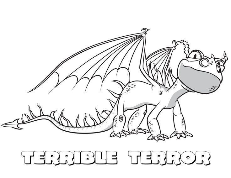 Malvorlagen Dragons Zum Ausdrucken | My blog