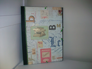 Carpeta gomas Din A4 cartonnage (cartonaje)