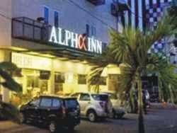 Hotel Murah Dekat Stasiun Medan - Alpha Inn