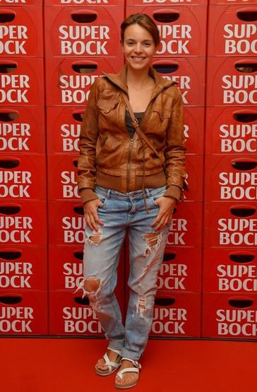 Look de Teresa Macedo - Festival Super Bock Super Rock