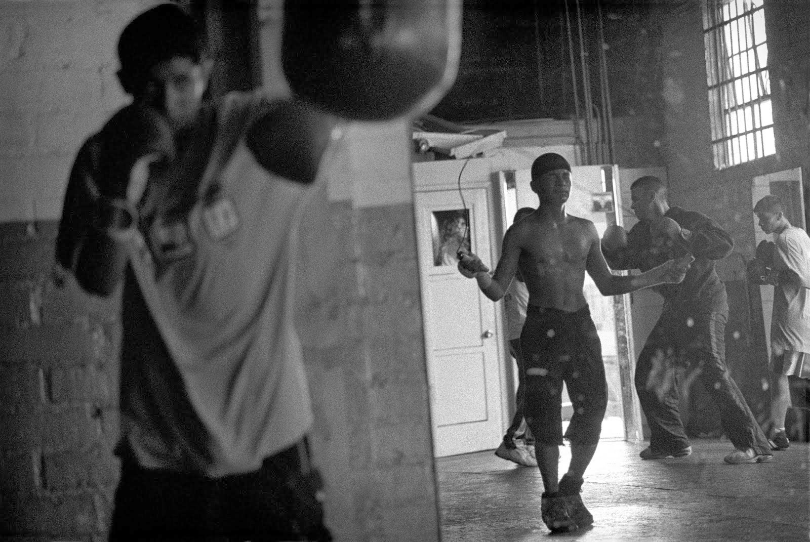 American Fight Clubs: Azteca Boxing Gym, L.A.