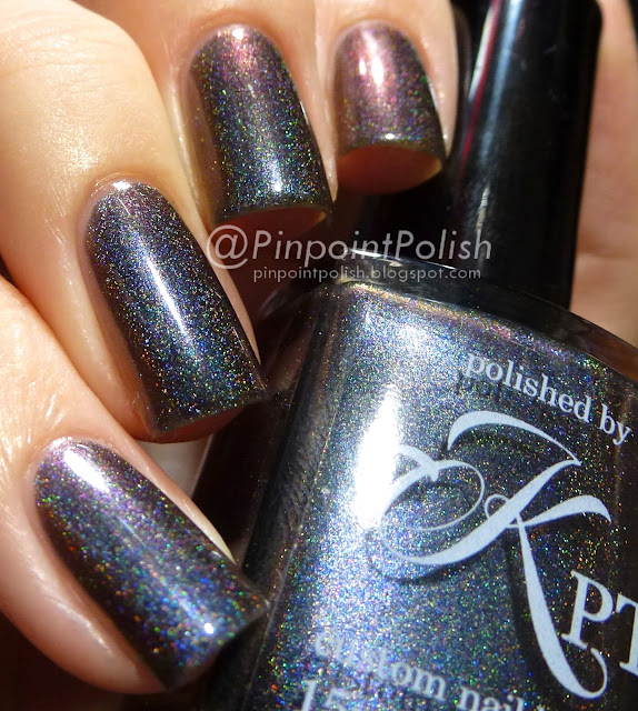 Dark Angels, Polished By KPT, swatch