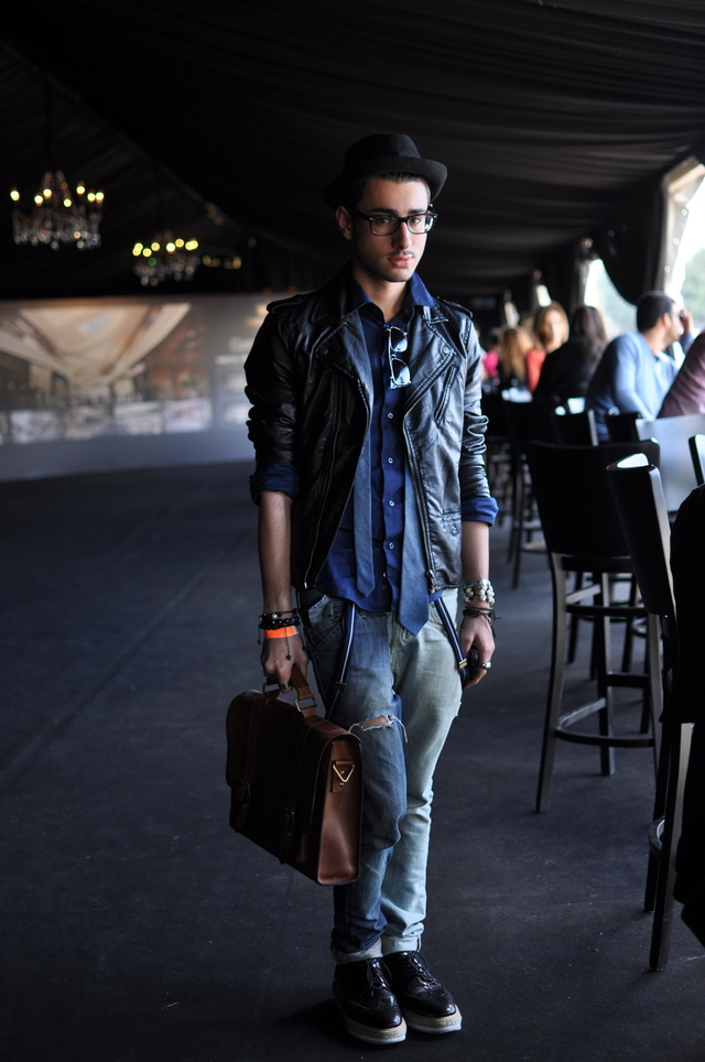 Gindi FW, Street Style Day 3 !