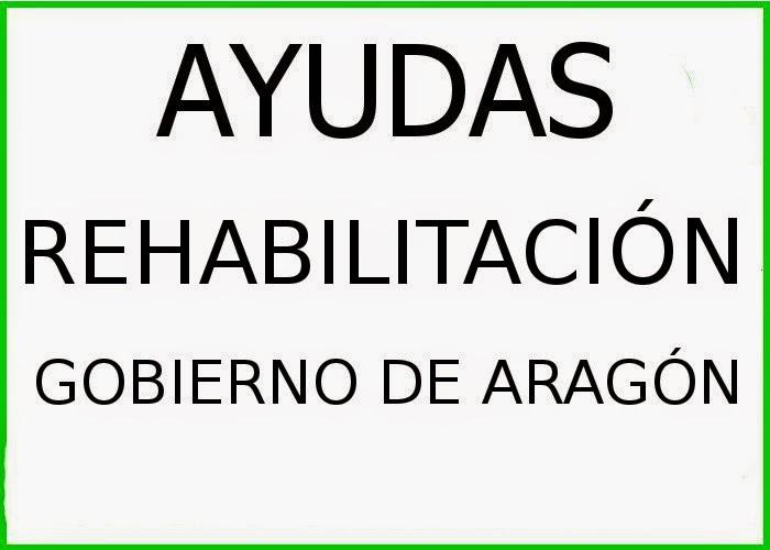 Ayudas Rehabilitacion DGA