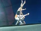 Scorpions, 9 iunie 2011, Big City Nights, Rudolf Schenker, Matthias Jabs si Klaus Meine