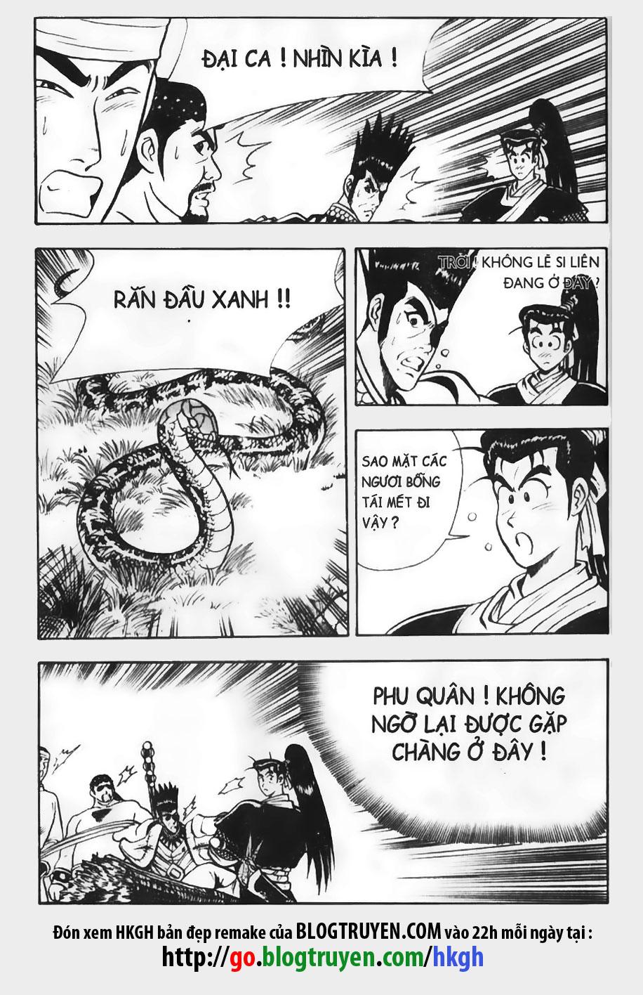 Hiệp Khách Giang Hồ chap 19 page 18 - IZTruyenTranh.com