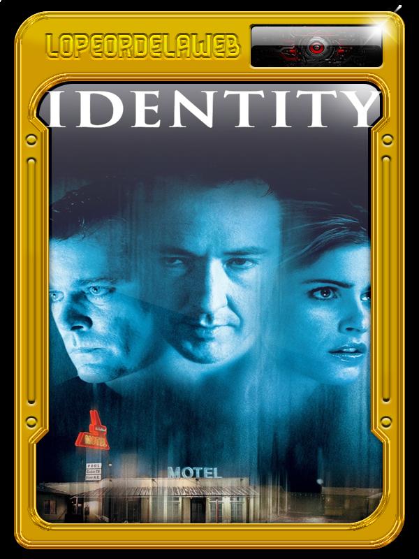 Identity (Identidad) (2003) [BrRip-720p-Dual-Mega]
