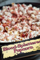True Blood Party Foods @ Northmans Party Vamps