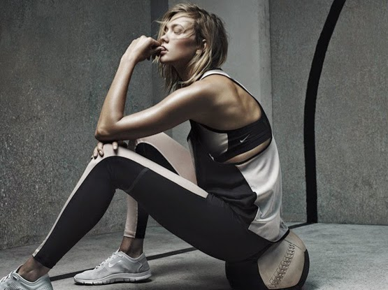 Nike Pedro Lourenço colección ropa deportiva mujer