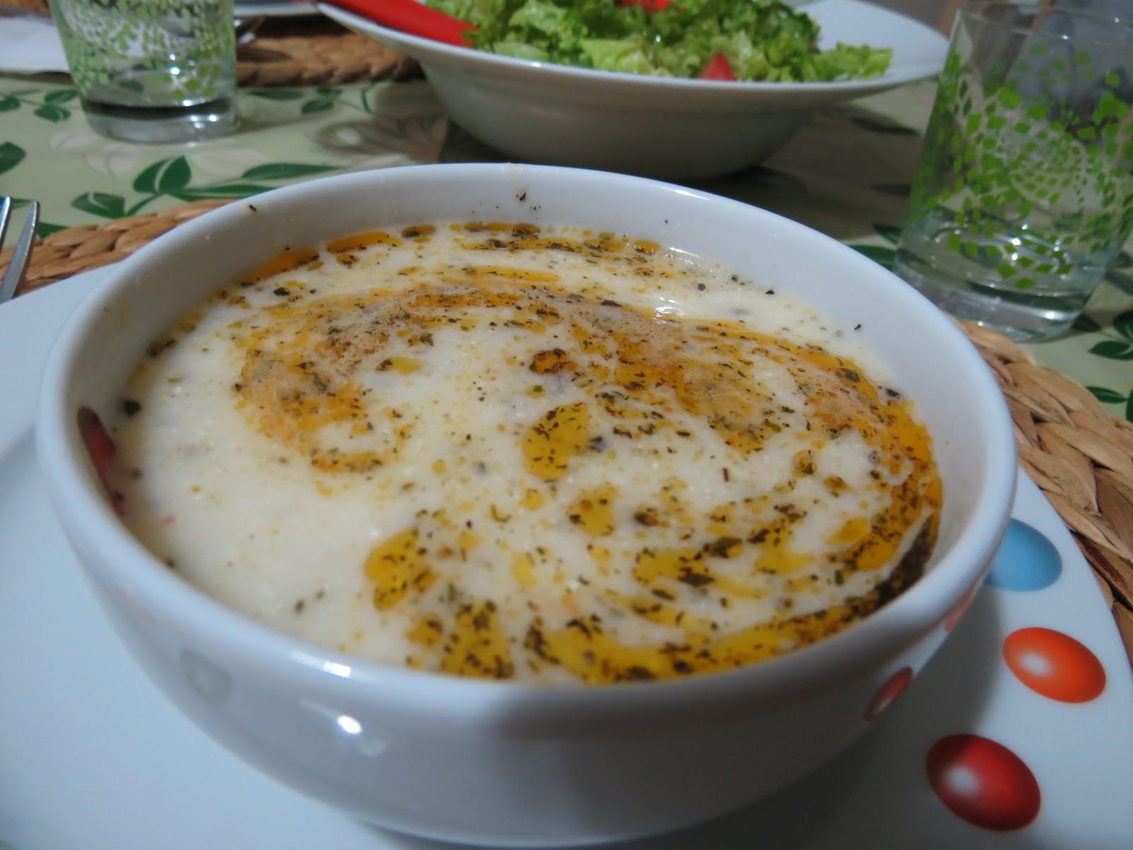 Diyet çorbası: yemek tarifleri