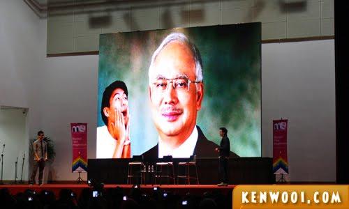 wongfu malaysia najib