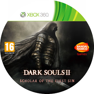 Label Dark Souls 2 Scholar Of The First Sin Xbox 360