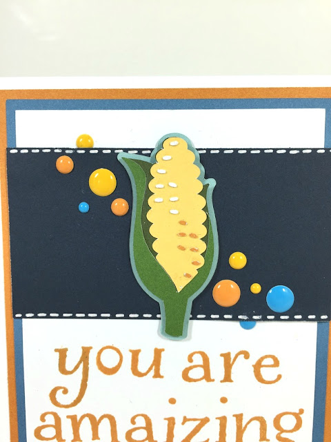 Cricut You are amaizing card