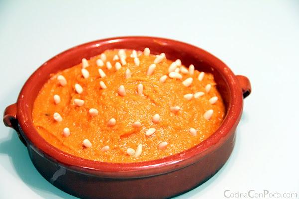 Arnadi dulce tradicional Valenciano