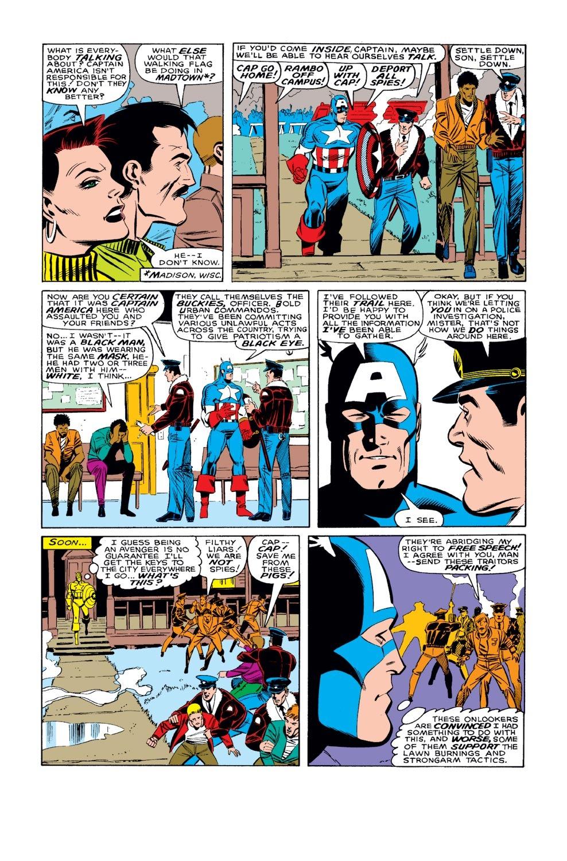 Captain America (1968) Issue #327 #256 - English 9