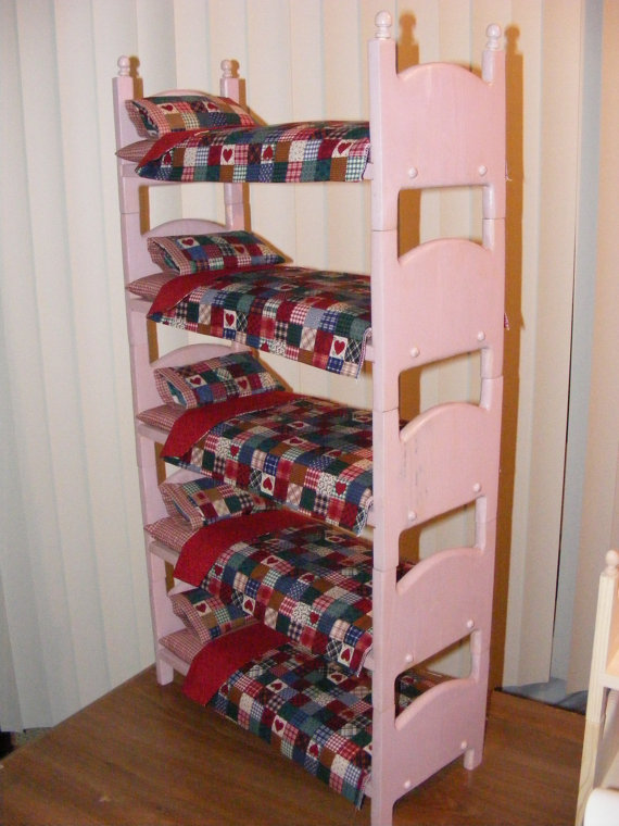 Nice Need Bed And Storage Solutions For All Your Dolls? Check Out This Great  Etsy Shop!