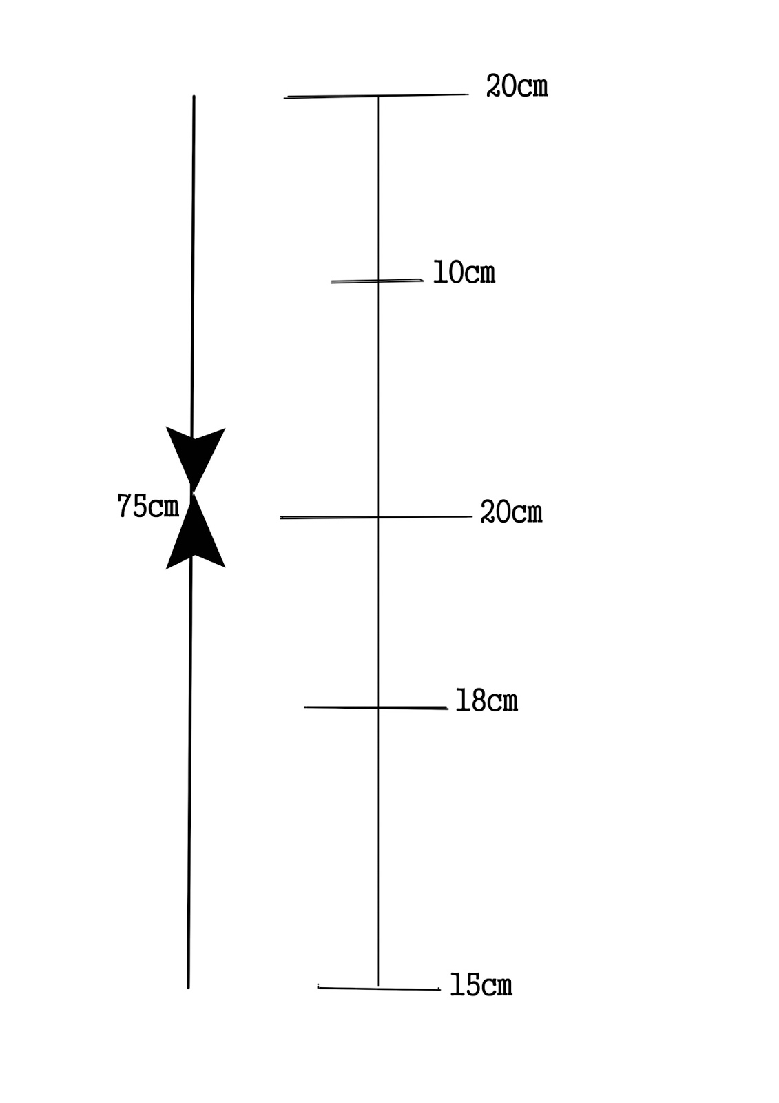 Krithi designer boutique cardboard flower pot making tutorial here you can see the diagram just draw the same one with same measurements if you need a small pot you can adjust the measurements with your requirement ccuart Images