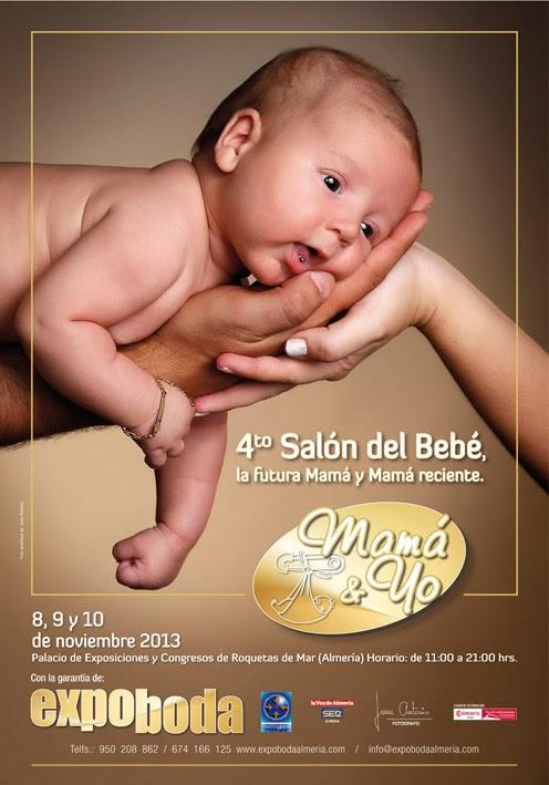 ExpoBoda Almería y Salón del Bebé.