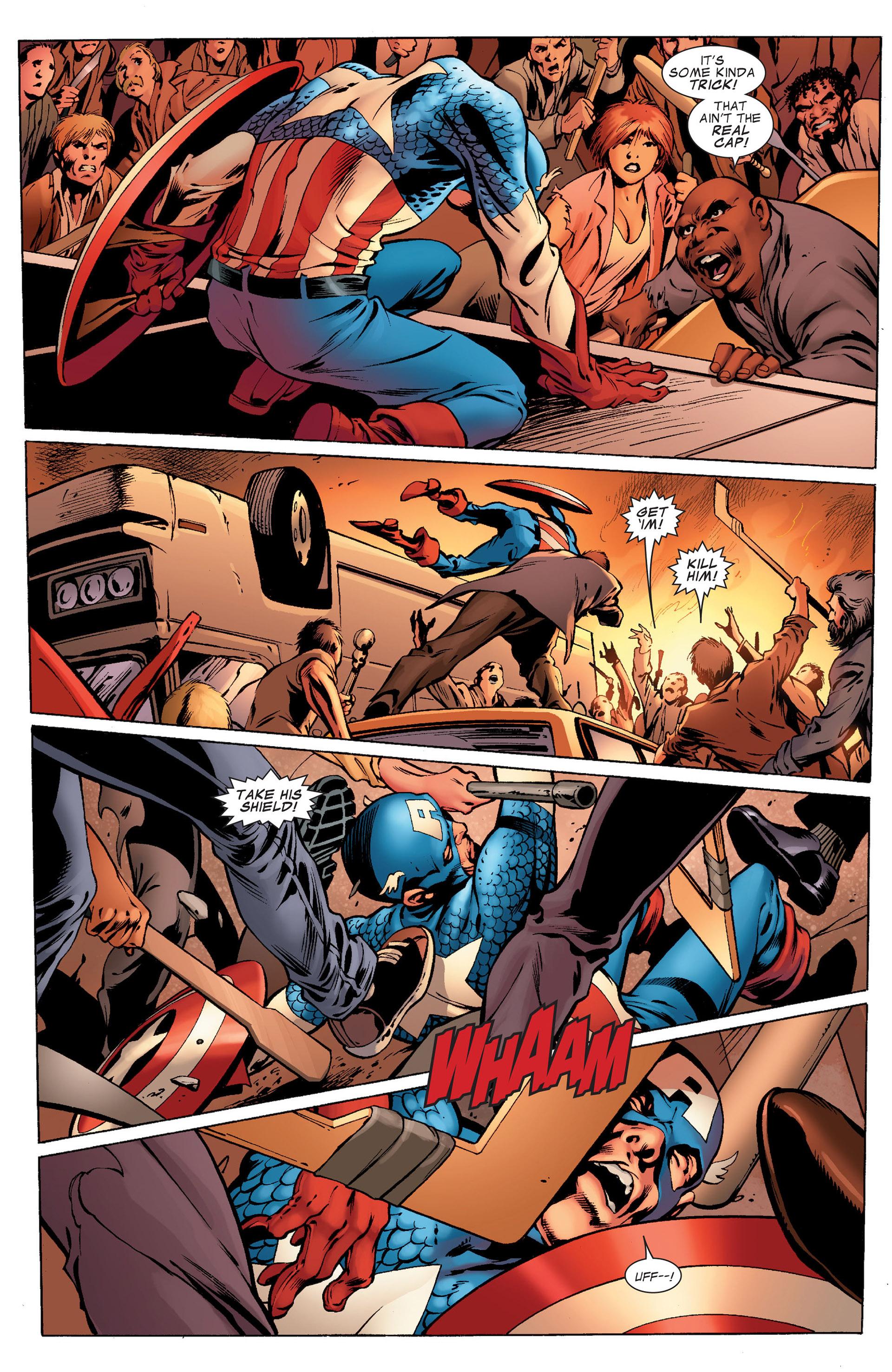 Captain America (2011) Issue #8 #8 - English 11