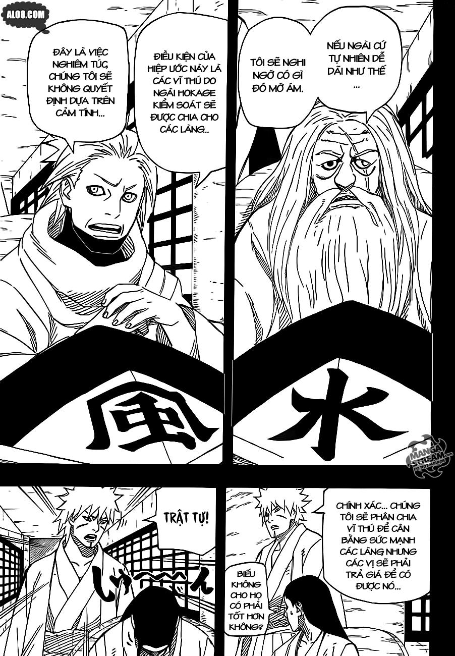 Naruto chap 648 Trang 8