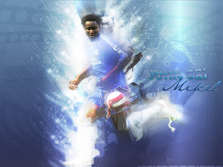 John Obi Mikel Chelsea Wallpaper 2011 2