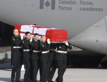 Mort pour le Canada