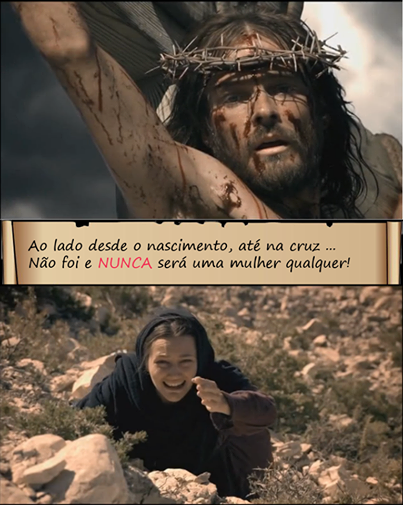Maria, serva de Deus!